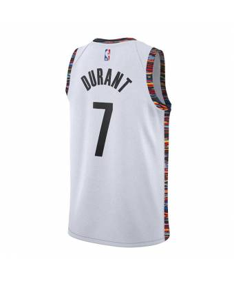 JR Kevin Durant Brooklyn Nets City Edition