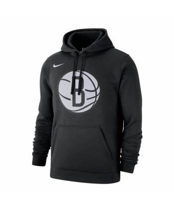 JR Hoodie Logo Essential Brooklyn Nets