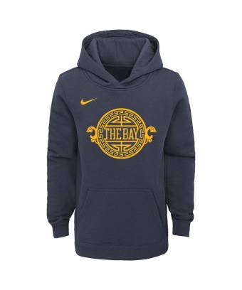 JR Hoodie Golden State Warriors City Edition