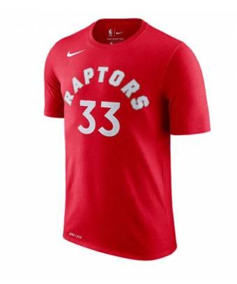 JR Marc Gasol Toronto Raptors Nike Dry