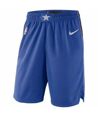 JR Dallas Mavericks Nike Icon Edition Swingman