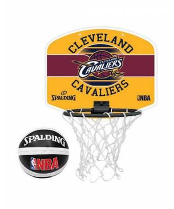 Mini canasta Spalding Cavaliers de Cleveland
