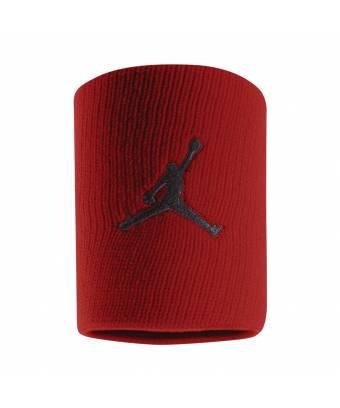 Muñequera Jordan roja