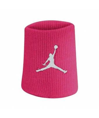 Muñequera Jordan rosa