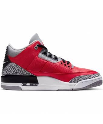 "Air Jordan 3 Retro ""Red Cement"""