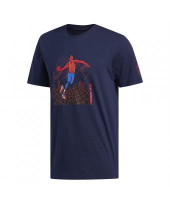 Adidas Marvel Donovan Mitchell Spider-Man 1