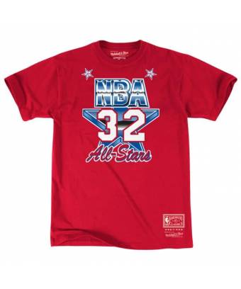 ASW NBA Name & Number Magic Johnson 1991